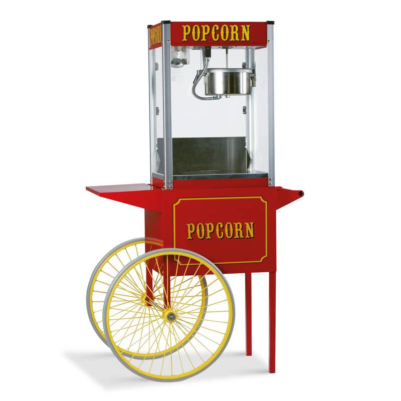 nostalgische popcorn maschine boels party events. Black Bedroom Furniture Sets. Home Design Ideas