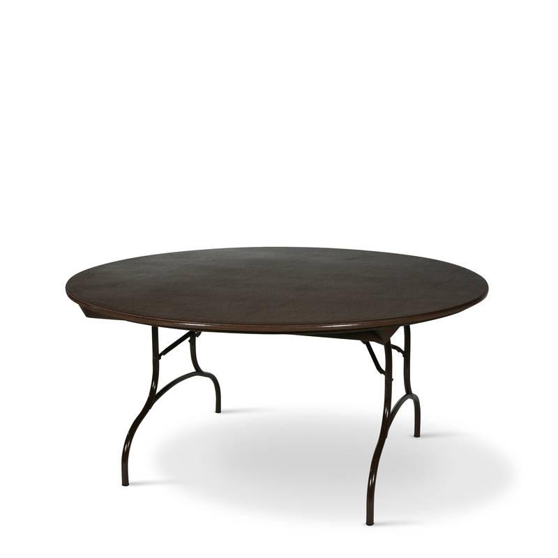 tisch rund outdoor 152 cm boels party events. Black Bedroom Furniture Sets. Home Design Ideas