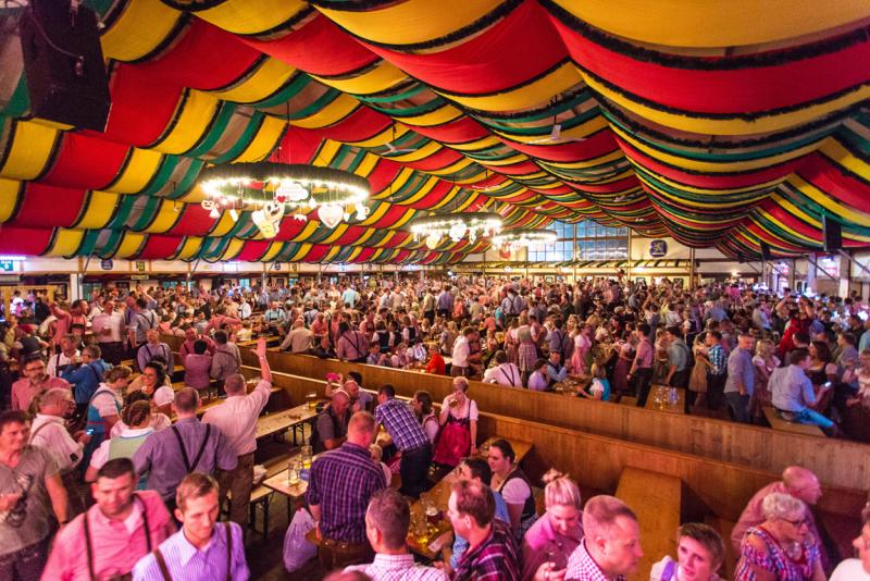 Boels Party & Events en de Oktoberfeesten van Xanten   Boels
